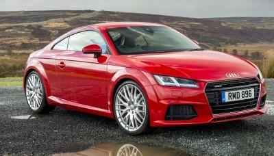 2016 Audi TT 23