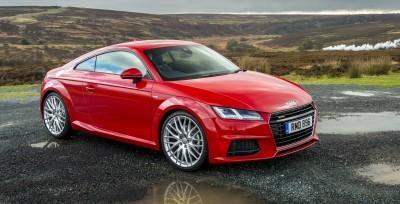 2016 Audi TT 24