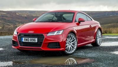 2016 Audi TT 25