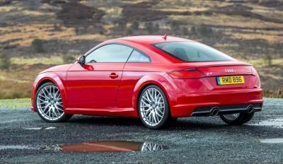 2016 Audi TT 27