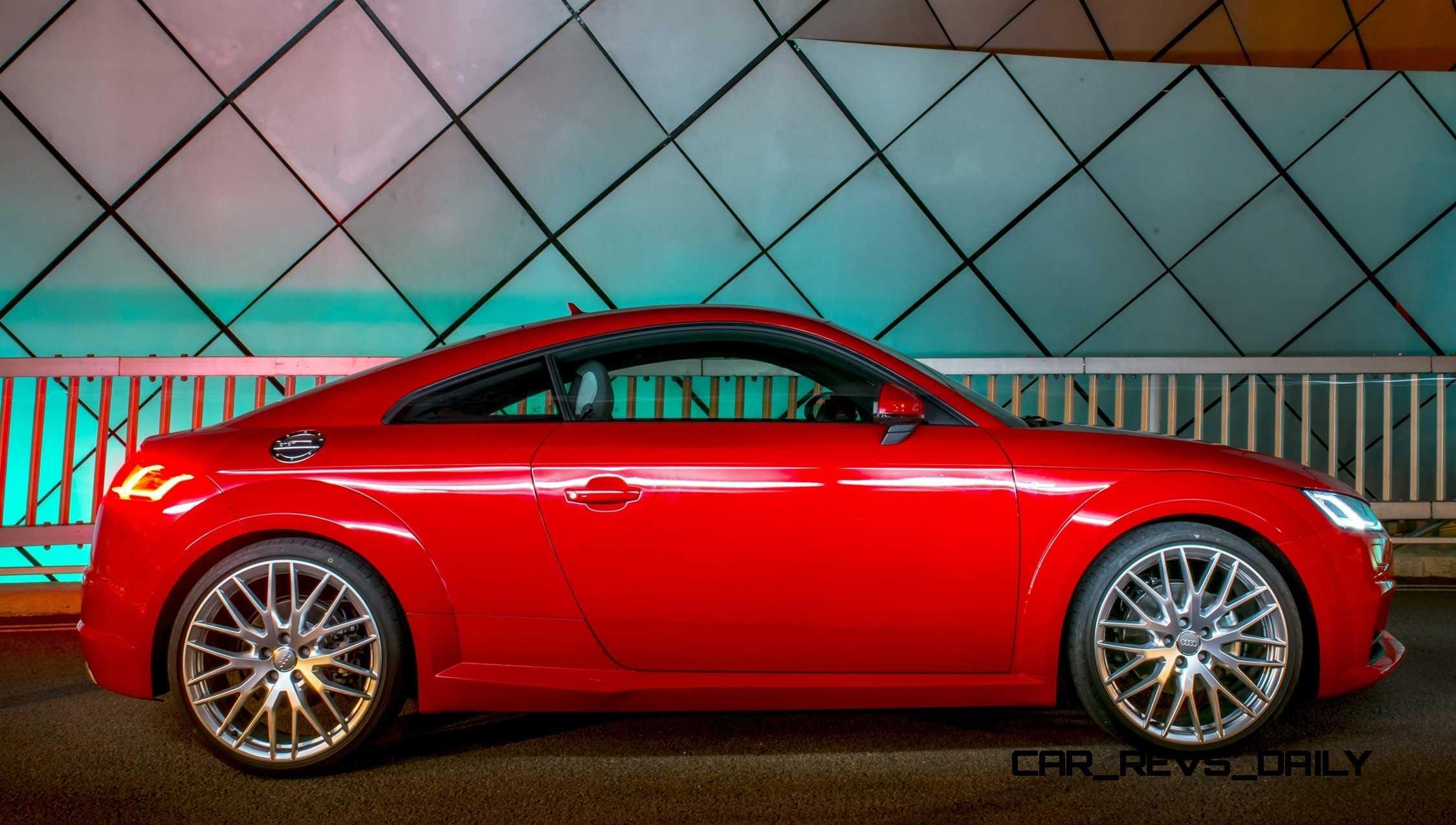 2016 Audi TT 28