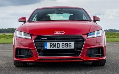 2016 Audi TT 29