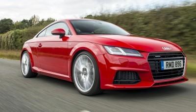 2016 Audi TT 30