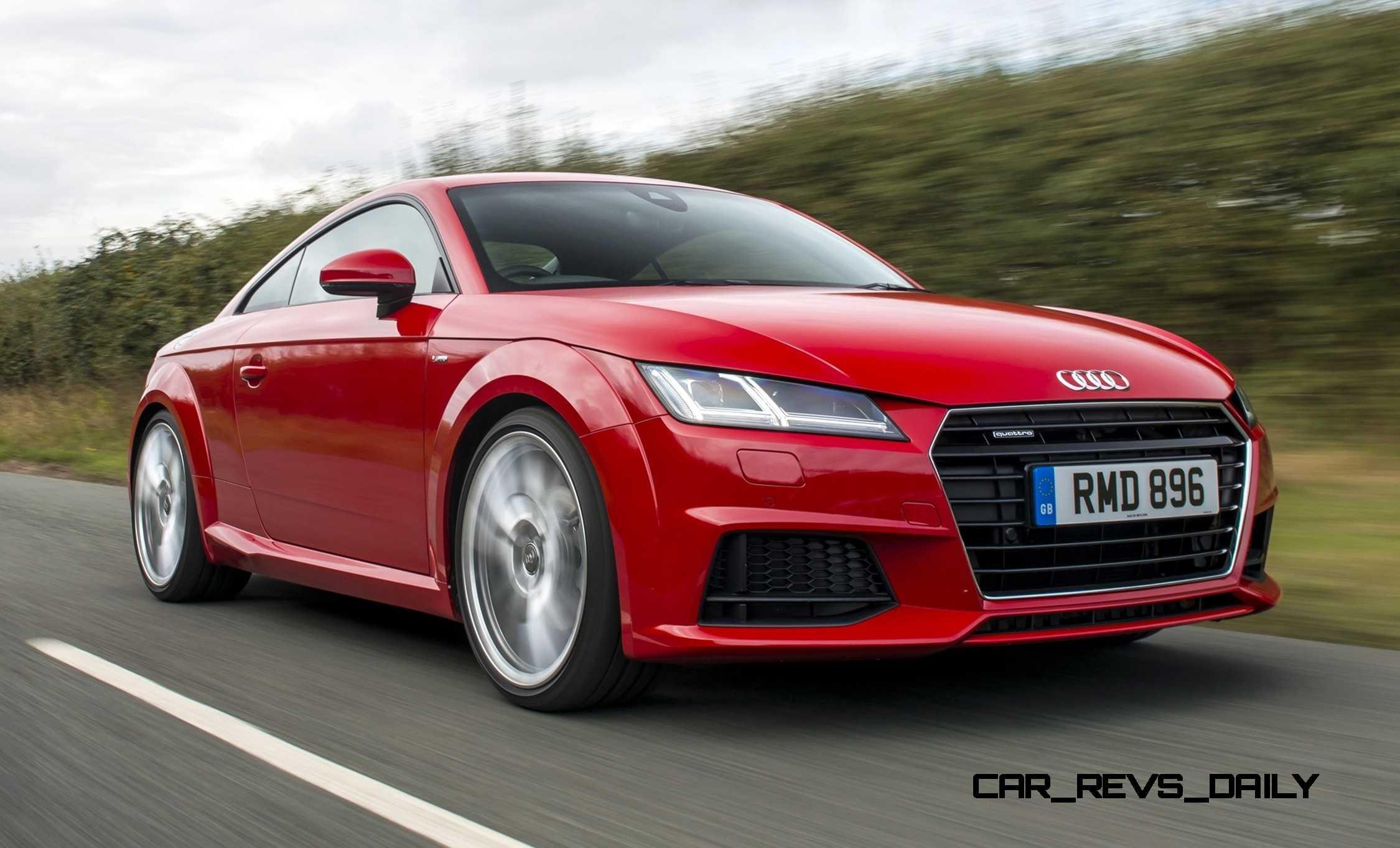 2016 Audi TT 31