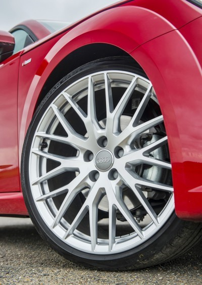 2016 Audi TT 36