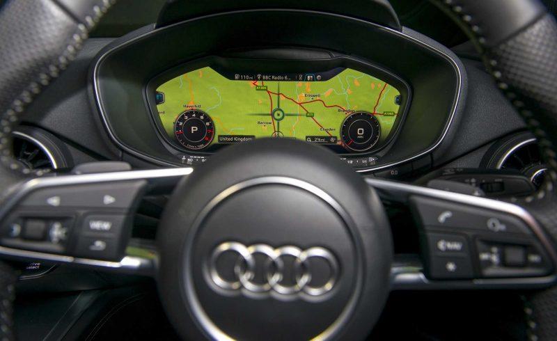 2016 Audi TT 39
