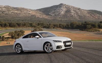 2016 Audi TT 47