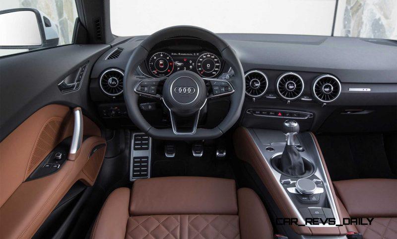 2016 Audi TT 49