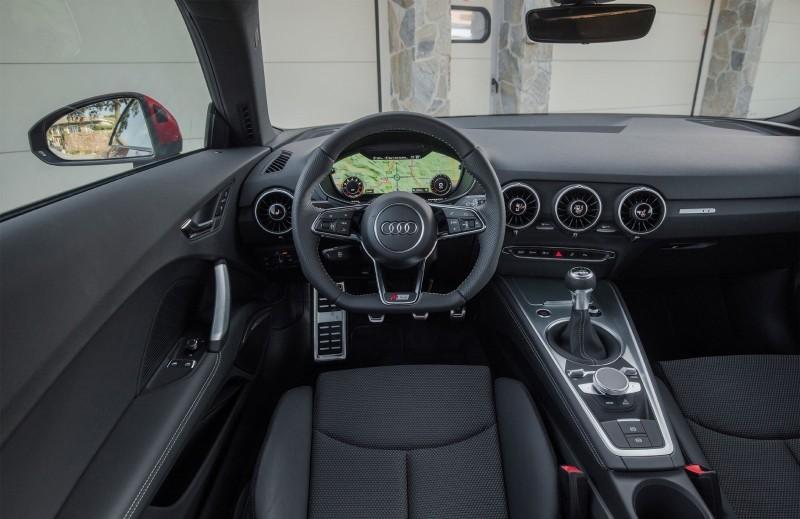 2016 Audi TT 54