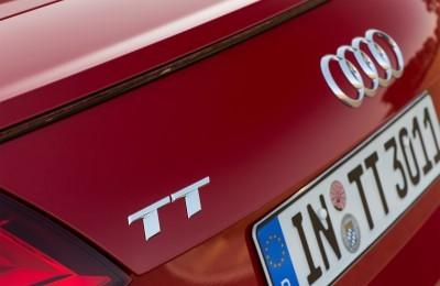2016 Audi TT 55