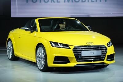 2016 Audi TT 7