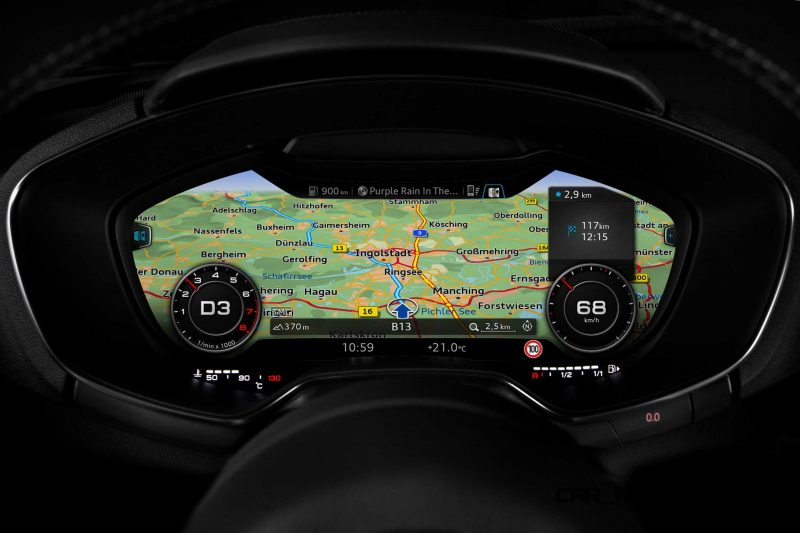 Vorverkauf fuer den Audi TT startet