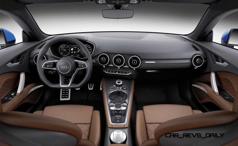 Audi TT Coup