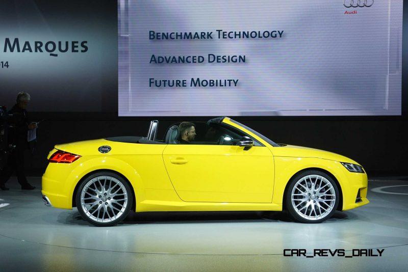 2016 Audi TT 8