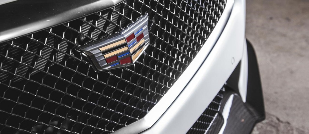 2016 Cadillac CTS-V Crystal White Tricoat 14