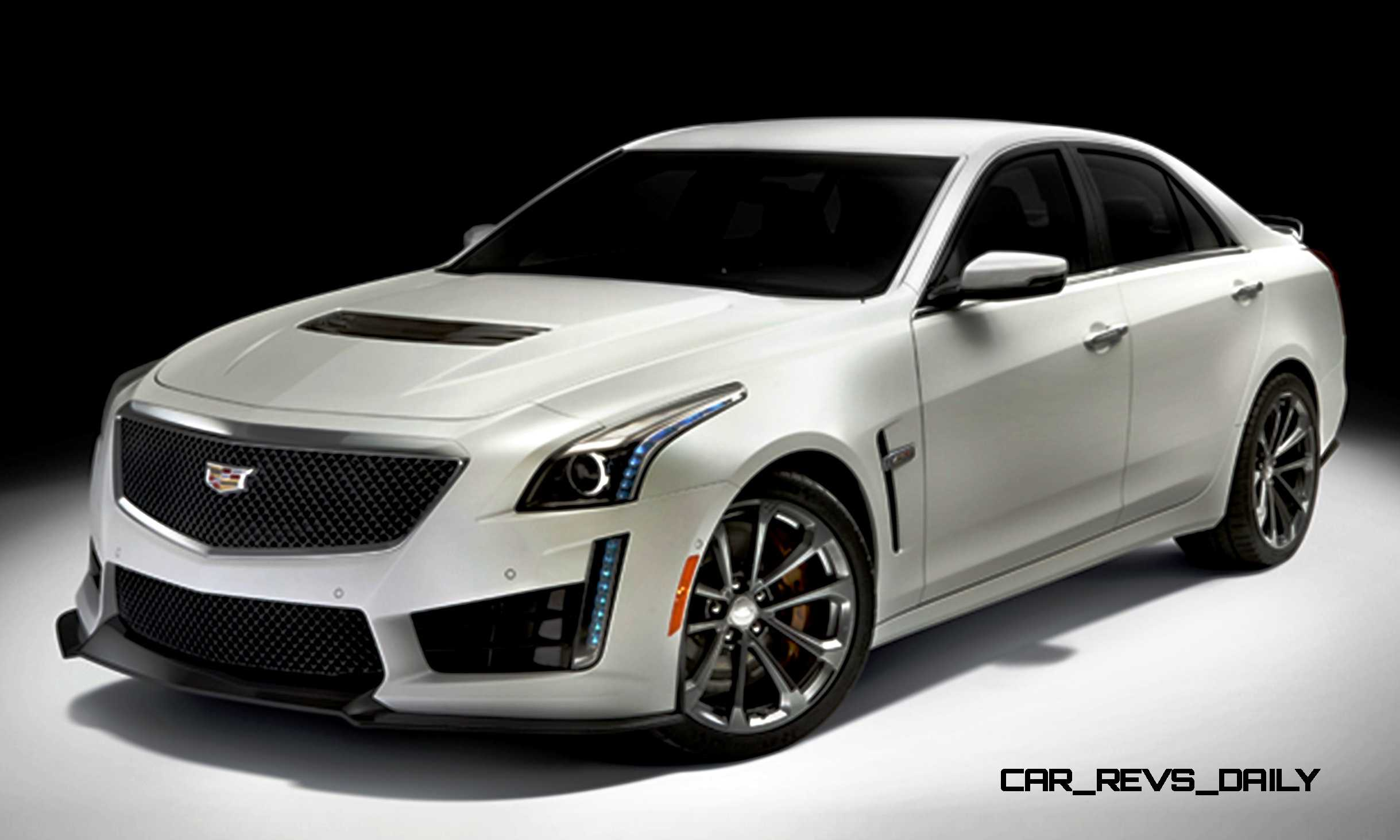 full front review cts cadillac car reviews digital trends