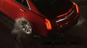2016 Cadillac CTS Vseries Video Stills 18
