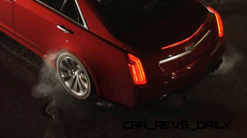 2016 Cadillac CTS Vseries Video Stills 18