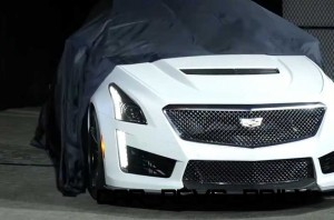 2016 Cadillac CTS Vseries Video Stills 2