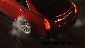 2016 Cadillac CTS Vseries Video Stills 20