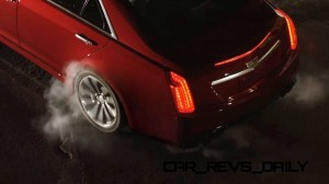 2016 Cadillac CTS Vseries Video Stills 21