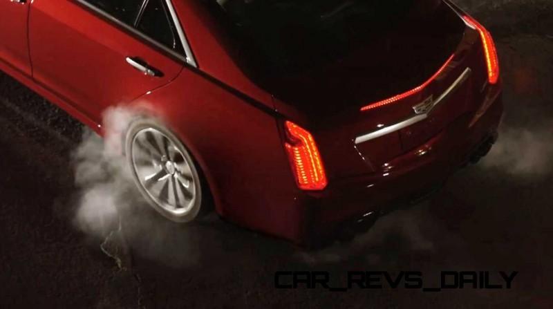 2016 Cadillac CTS Vseries Video Stills 22