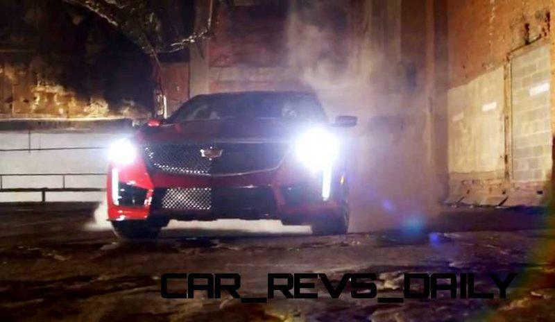2016 Cadillac CTS Vseries Video Stills 25