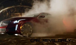2016 Cadillac CTS Vseries Video Stills 29