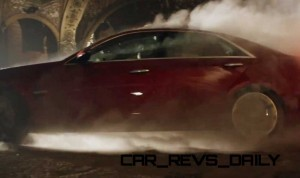 2016 Cadillac CTS Vseries Video Stills 33
