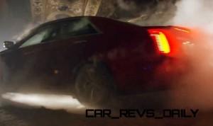 2016 Cadillac CTS Vseries Video Stills 37