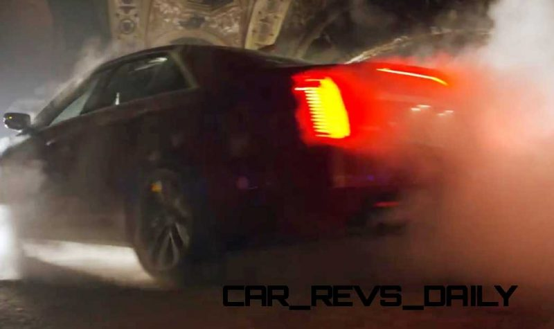 2016 Cadillac CTS Vseries Video Stills 38