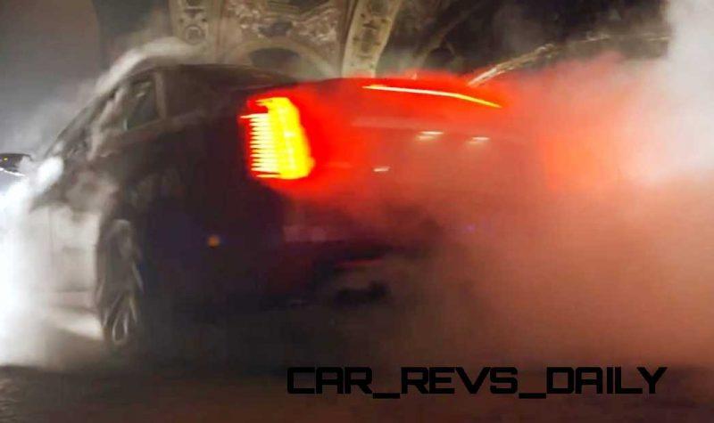 2016 Cadillac CTS Vseries Video Stills 39