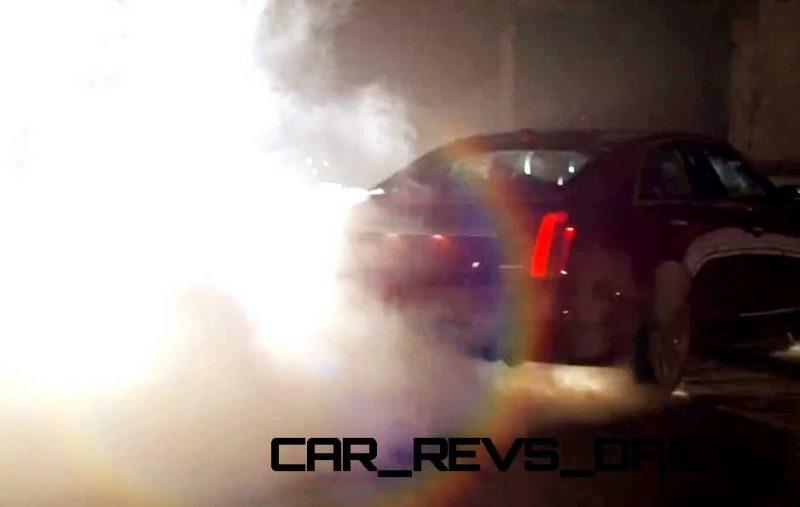 2016 Cadillac CTS Vseries Video Stills 40