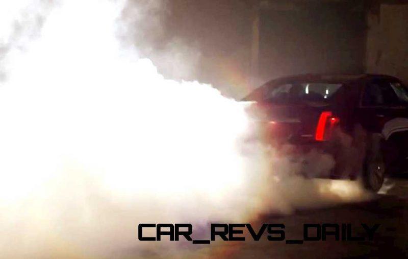 2016 Cadillac CTS Vseries Video Stills 41