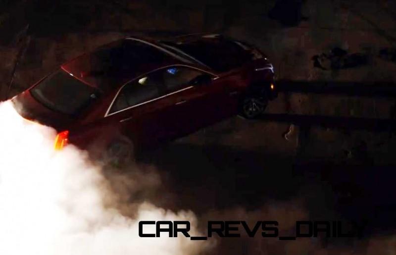 2016 Cadillac CTS Vseries Video Stills 43