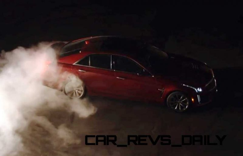 2016 Cadillac CTS Vseries Video Stills 48
