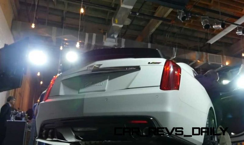 2016 Cadillac CTS Vseries Video Stills 5