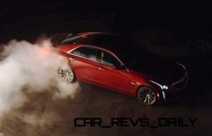 2016 Cadillac CTS Vseries Video Stills 51