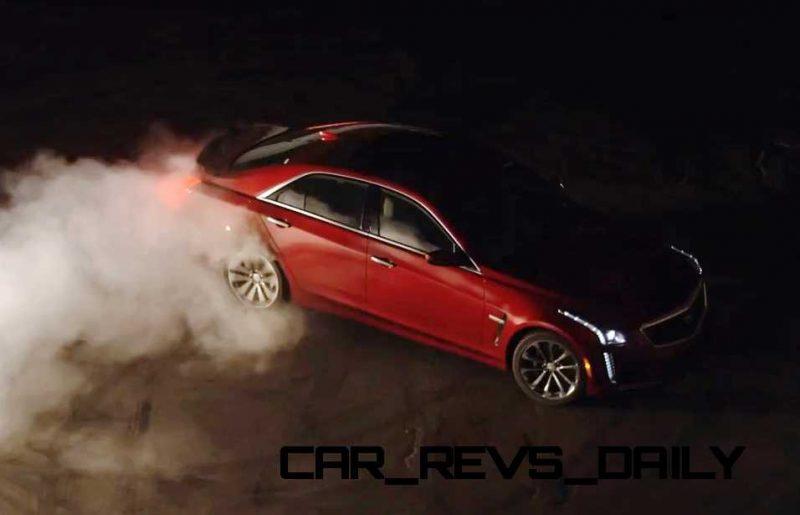 2016 Cadillac CTS Vseries Video Stills 52