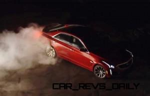 2016 Cadillac CTS Vseries Video Stills 54