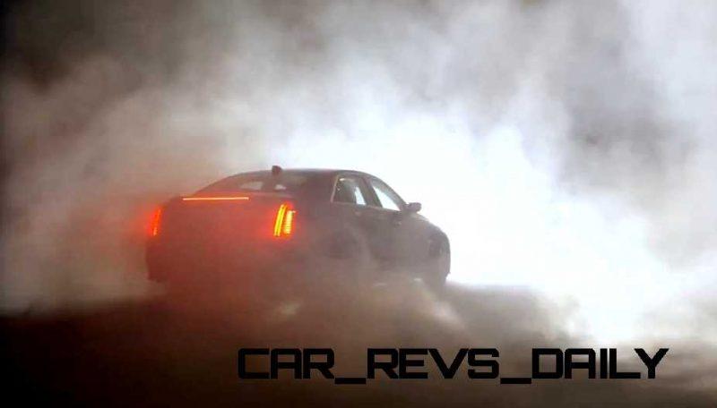 2016 Cadillac CTS Vseries Video Stills 60