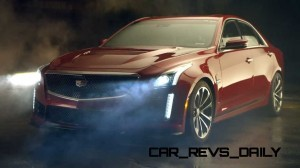 2016 Cadillac CTS Vseries Video Stills 73
