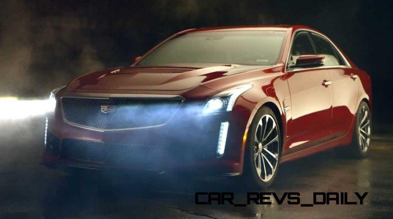 2016 Cadillac CTS Vseries Video Stills 75