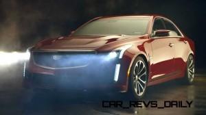 2016 Cadillac CTS Vseries Video Stills 76