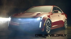 2016 Cadillac CTS Vseries Video Stills 77
