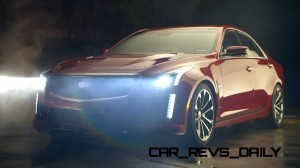 2016 Cadillac CTS Vseries Video Stills 78