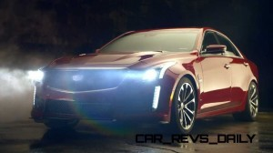 2016 Cadillac CTS Vseries Video Stills 80