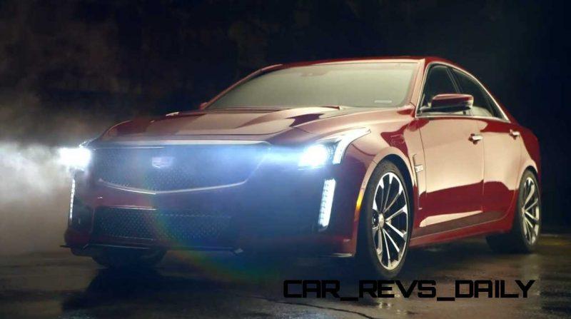 2016 Cadillac CTS Vseries Video Stills 80