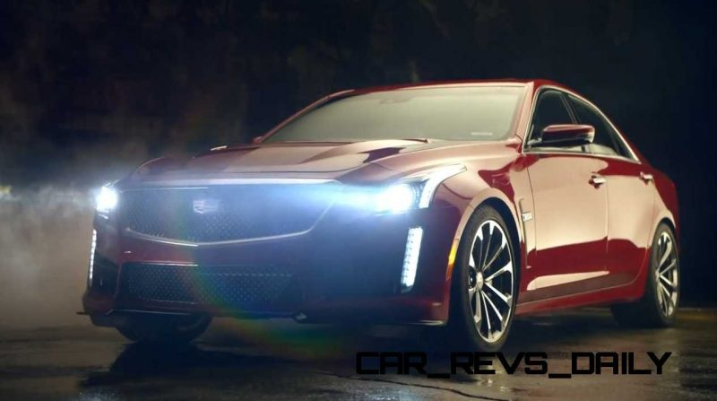 2016 Cadillac CTS Vseries Video Stills 82