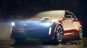 2016 Cadillac CTS Vseries Video Stills 83